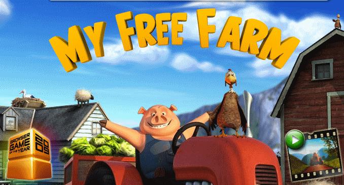 My Free Farm Bild