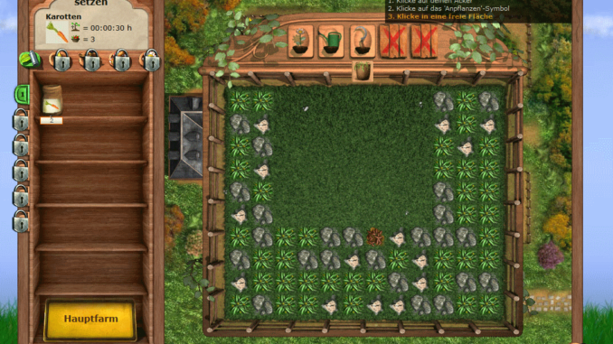 My Free Farm - dein erstes Feld Bild